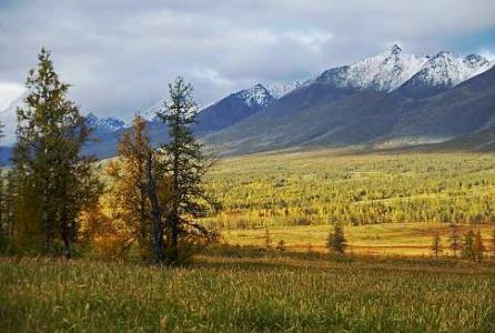 Национальный парк Югыд ва - первый Российский парк, включенный в список Мирового наследия ЮНЕСКО